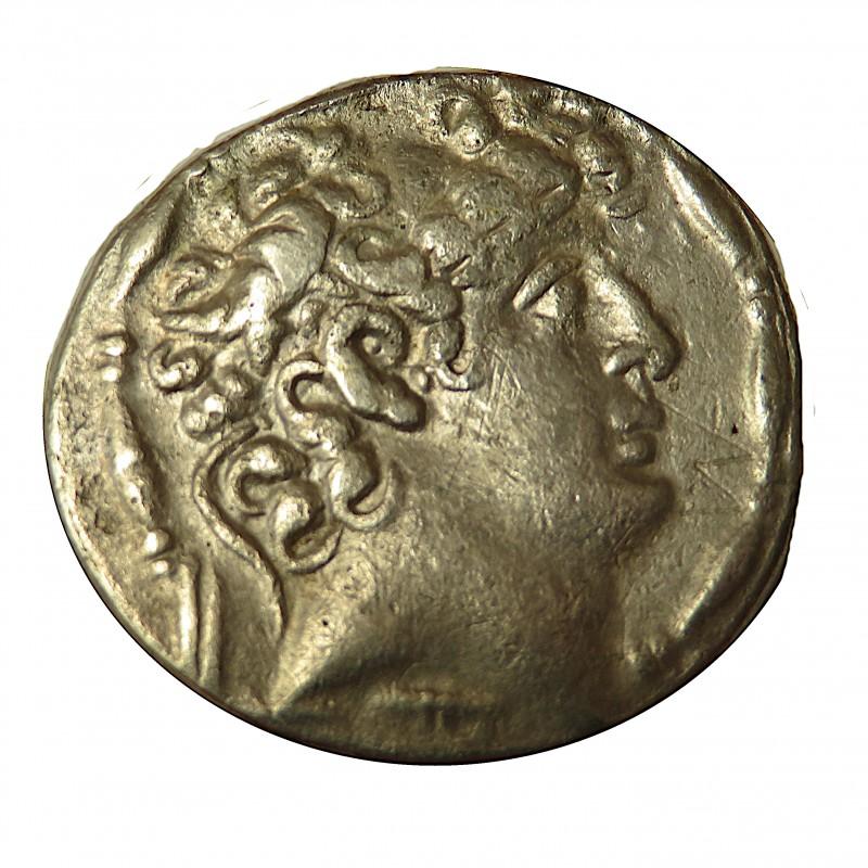Reino Seleúcida, Tetradracma Plata, Filipo Filadelfo.